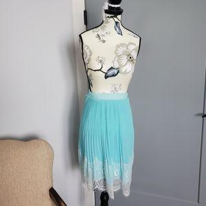 Torrid Pleated Skirt